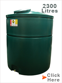 Ecosure Bunded Oil Tank 2300 Litres