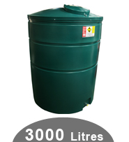 3000 Litre Oil Tank - Ecosure